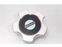 Scott Drake Billet Aluminum Brake Master Cylinder Cap (05-14 All)