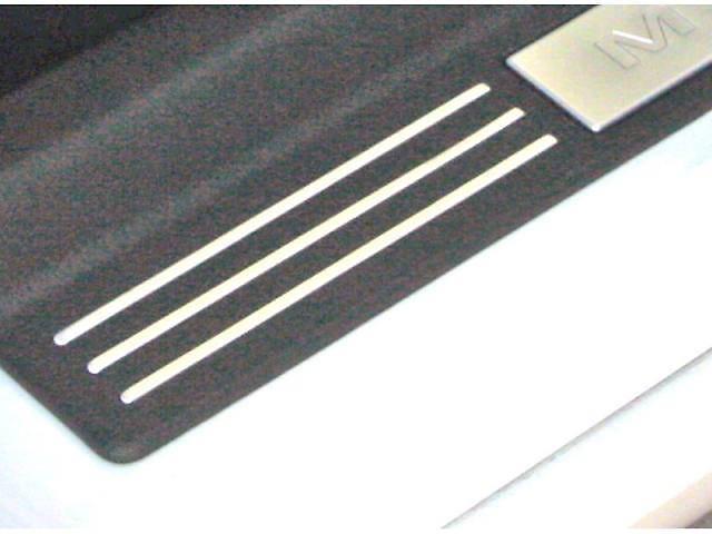 Scott Drake Door Sill Plate Accent Strips (05-14 All)