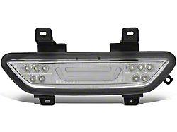 3D LED Third Brake Light; Chrome (15-17 All)