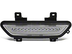 LED Third Brake Light; Chrome (15-17 All)