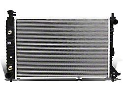 Radiator; OEM; DPI-2138 (97-04 V6 Mustang with Automatic Transmission)