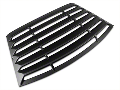 MMD Rear Window Louvers - ABS (94-98 All)