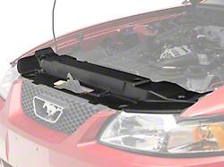 JLT Full Length Radiator Cover; Textured Black (99-04 All)