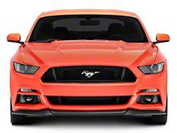 Air Design Front Bumper; Unpainted (15-17 GT, EcoBoost, V6)