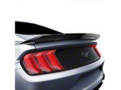 Air Design High Profile Rear Spoiler; Satin Black (15-21 Fastback)