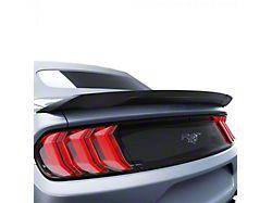 Air Design High Profile Rear Spoiler; Satin Black (15-21 Convertible)