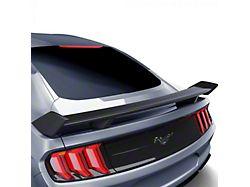 Air Design Rear Spoiler; Satin Black (15-21 Fastback)