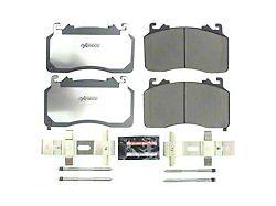 Power Stop Z26 Extreme Street Carbon-Ceramic Brake Pads; Front Pair (20-21 GT500)