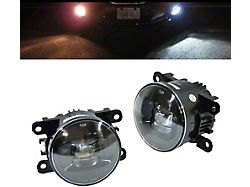LED Fog Lights; Clear (05-09 V6)