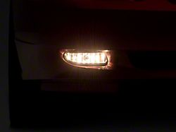 OE Style Replacement Fog Lights; Clear (99-04 All, Excluding Cobra)