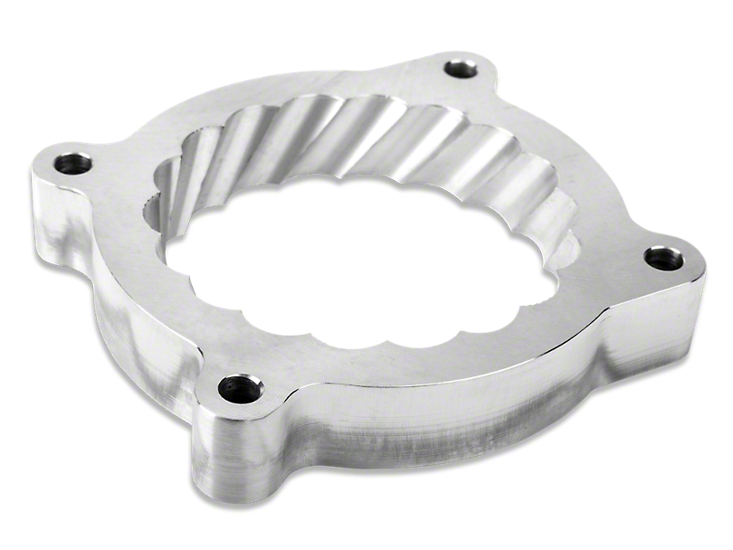 SR Performance Throttle Body Spacer (11-19 GT)