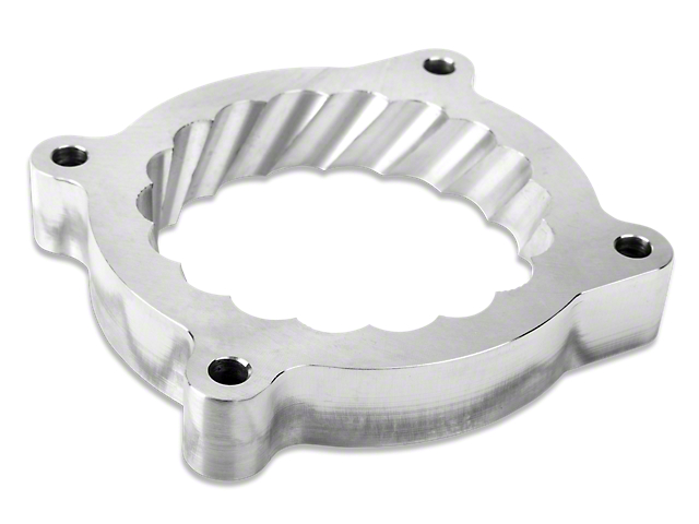 SR Performance Throttle Body Spacer (11-17 GT)