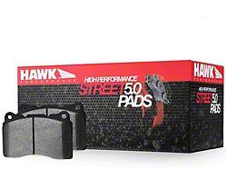 Hawk Performance HPS 5.0 Brake Pads; Rear Pair (15-20 GT350)
