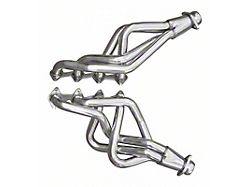 Pypes 1-5/8-Inch Long Tube Headers with Catted X-Pipe; EPA Approved; Polished (05-10 GT)