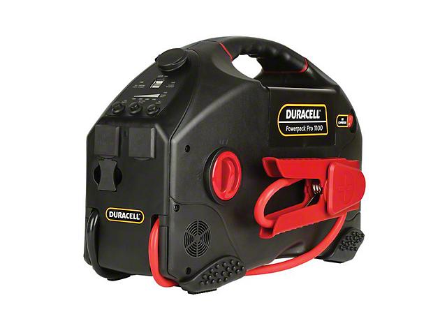 Duracell PowerPack Pro 1100; 300 Watt