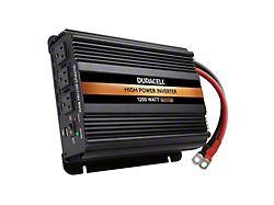 Duracell High Power Inverter; 1200 Watt
