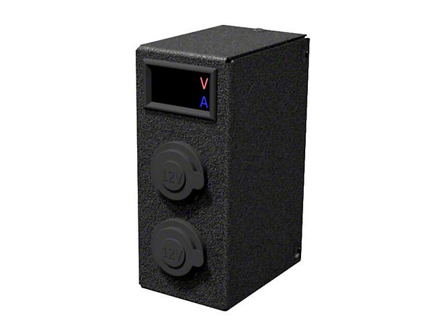 MORryde Power Panel; USB Ports; 12V Ports