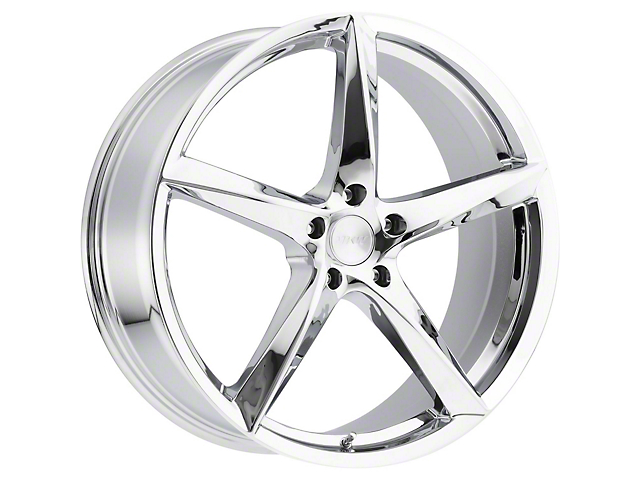 MKW M120 Chrome Wheel; 20x8.5 (05-09 All)