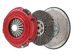 Mantic Clutch ER2 Ceremetallic Clutch Kit with 8-Bolt Steel Flywheel; 23 Spline (11-17 GT; 12-13 BOSS 302)