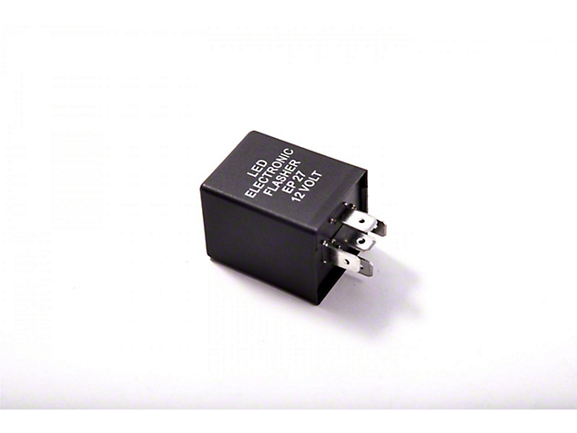 Diode Dynamics LED Turn Signal Flasher; EP27 (97-06 Jeep Wrangler TJ)