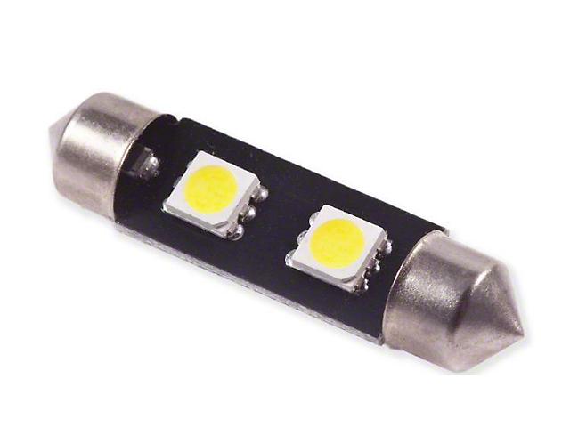 Diode Dynamics Amber LED Dome Light Bulb; 39mm SMF2 (06-15 Tacoma)