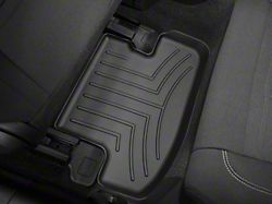 Weathertech DigitalFit Rear Floor Liners; Black (15-21 All)