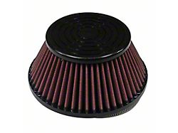 Vortech Supercharger Air Filter; 3.50-Inch Flange by 3.70-Inch Long Offset (Universal; Some Adaptation May Be Required)