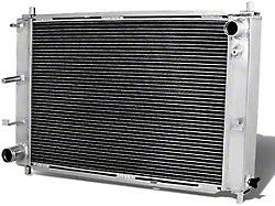 Full Aluminum Radiator; 3-Row (97-04 w/ Manual Transmission)
