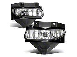 OE Style Fog Lights; Clear (99-04 GT)