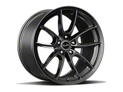 Shelby CS5 Gunmetal Wheel; Rear Only; 19x11 (05-09 All)
