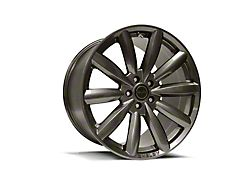 Shelby CS80 Gunmetal Wheel; 20x9.5 (10-14 All)