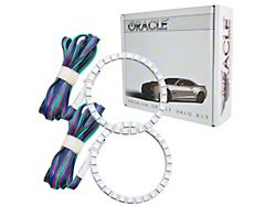 Oracle ColorSHIFT DRL Upgrade with Halo Kit (15-17 GT, V6; 15-21 GT350, GT500)