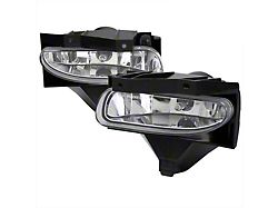 Factory Style Fog Lights with Switch; Clear (99-04 GT, V6)