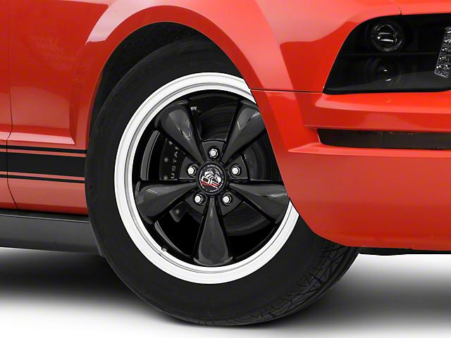 Copperhead Performance Pack Style Gunmetal Wheel; 18x9 (15-21 Standard EcoBoost, V6)