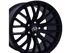 Copperhead Performance Pack Style Satin Black Wheel; 18x9 (05-09 GT, V6)