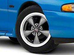 Copperhead Bullitt Style Anthracite Wheel; 17x9 (94-98 All)