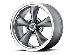 American Racing TORQ THRUST M Anthracite Gray Wheel; 17x8 (94-98 All)