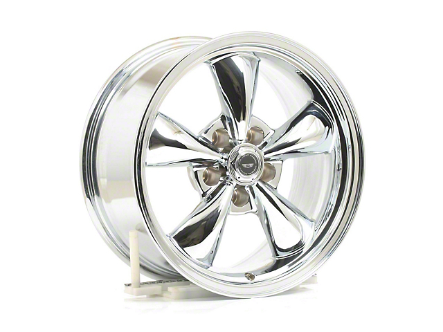 American Racing TORQ THRUST M Chrome Wheel; 17x9 (05-09 GT, V6)
