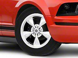 American Racing TORQ THRUST M Chrome Wheel; 18x9 (05-09 GT, V6)