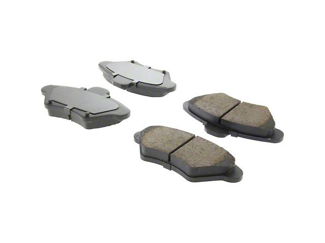 StopTech Sport Premium Semi-Metallic Brake Pads; Front Pair (94-98 GT, V6)