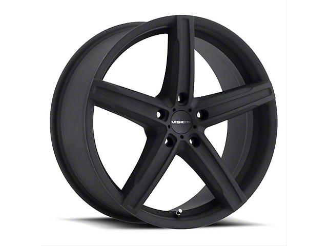 Vision Wheel 469 Boost Satin Black Wheel; 20x8.5 (10-14 All)