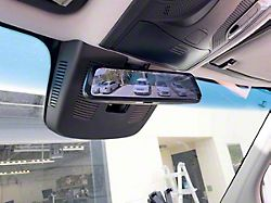 FullVUE Rear Camera Mirror System (Universal; Some Adaptation May Be Required)