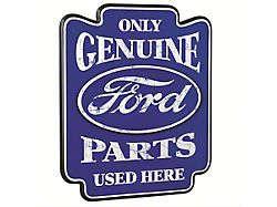 Ford Genuine Parts Large Pub Sign