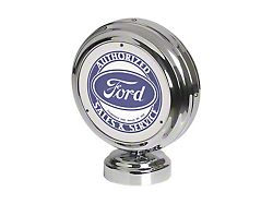 Ford Table Top Neon Clock