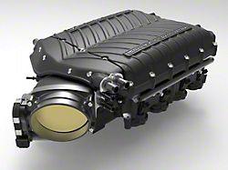Whipple W185RF 3.0L Intercooled Supercharger Kit; Black (15-20 GT350)