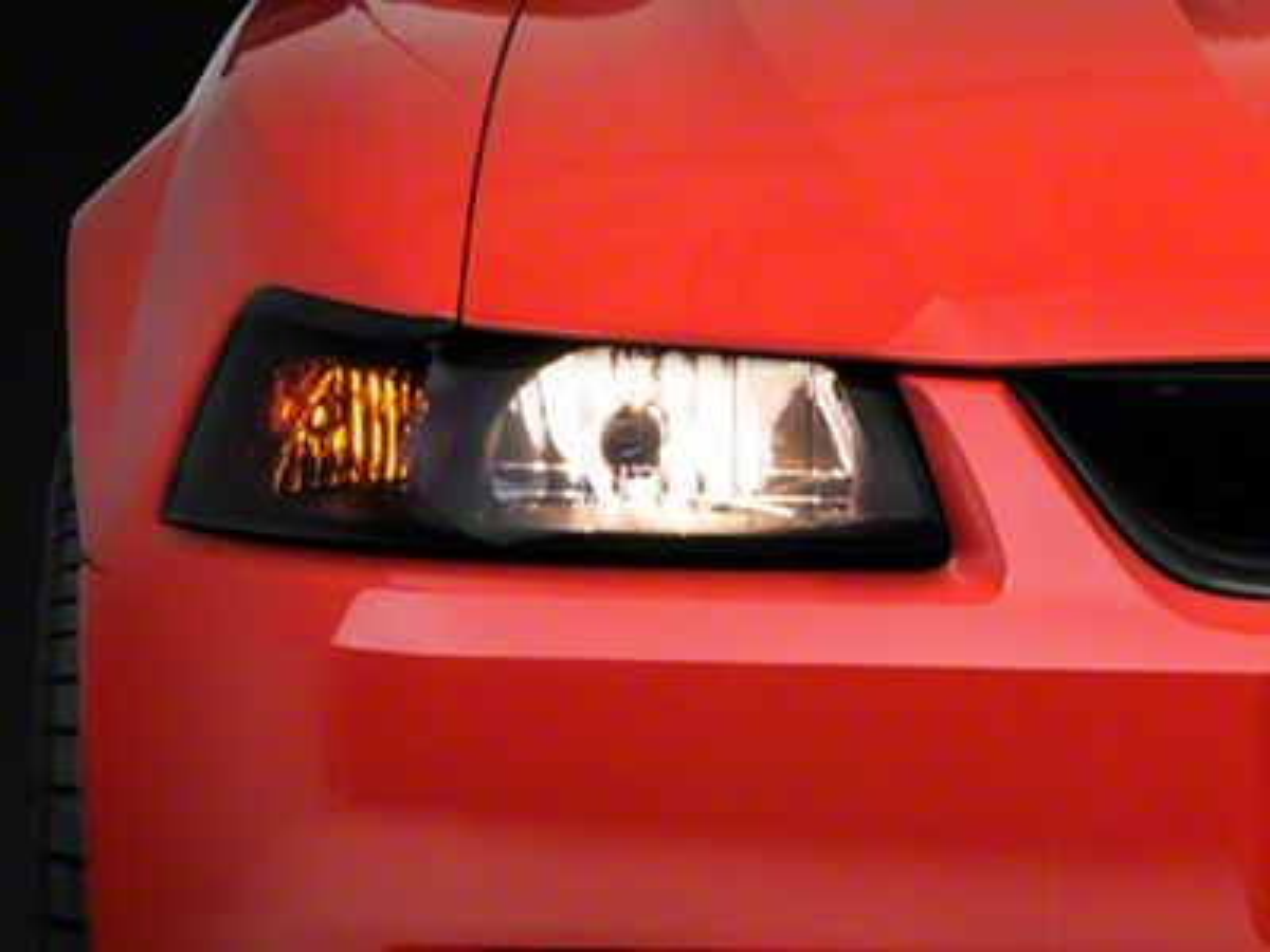 Axial Dark Smoked Headlights (99-04 All)