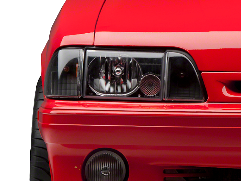 Axial Black Headlights (87-93 All)