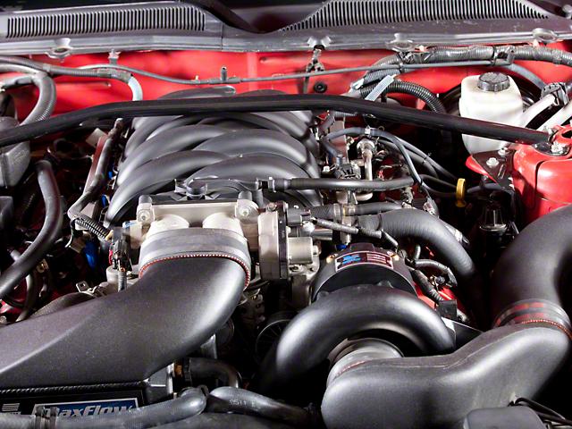 Vortech V-2 Si Supercharger System - Polished - Complete Kit (05-08 GT)