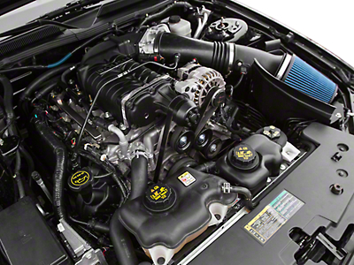 Roush R2300 Mustang Supercharger Kit - Black (05-10 GT)