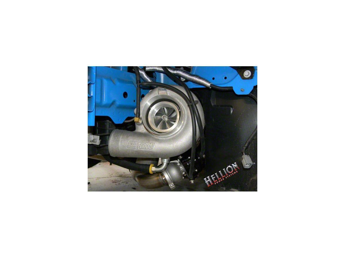 Hellion Single Turbo - Complete Kit (11-14 V6)